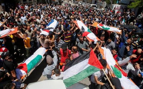 Giao tranh Israel - Palestine lan rộng
