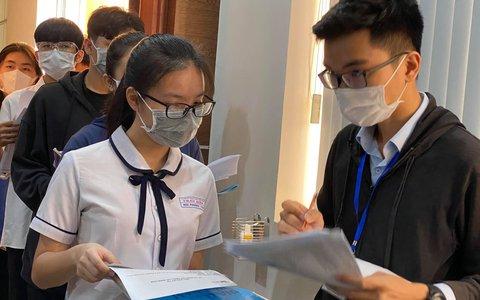 Trường ĐH Quốc tế dời lịch thi đánh giá năng lực