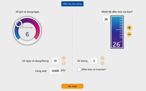 """Người dân ước tính điện năng tiêu thụ, tránh hoá đơn tăng """"sốc"""" mùa nắng nóng"""