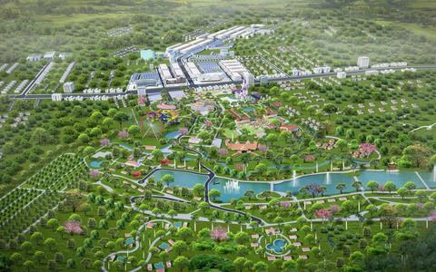 Xây dựng dự án đại đô thị sinh thái toàn diện Felicia City Bình Phước