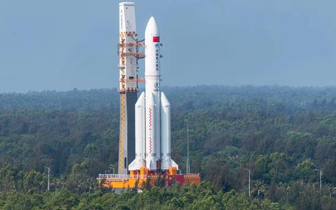 Điều gì xảy ra khi tên lửa Trường Chinh 5B rơi xuống Trái Đất?