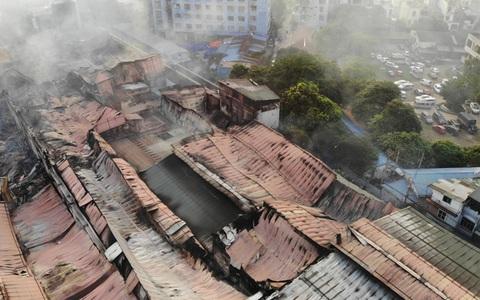 Bộ Xây dựng lý giải việc chậm di dời nhà máy, bệnh viện khỏi nội đô Hà Nội