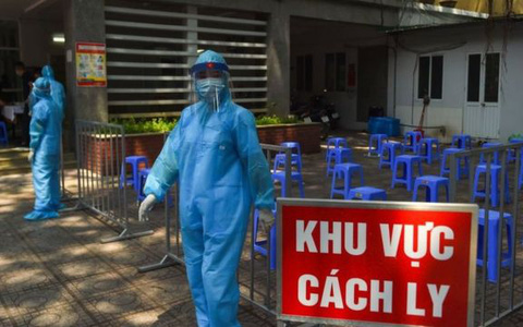 Tiền Giang phong tỏa 2.327 hộ dân vì Covid-19, Cà Mau có F1 tại đám tang