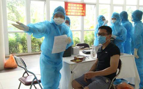Phát hiện ca dương tính SARS-CoV-2 đầu tiên ở Bắc Kạn