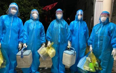 Hà Tĩnh: 5 người trong một gia đình nghi mắc Covid-19