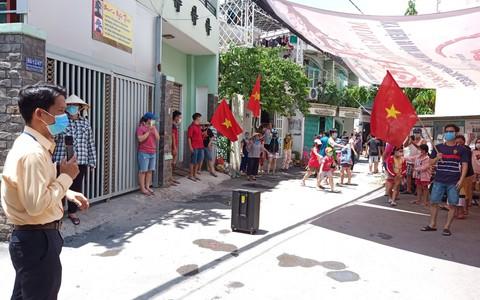 TP HCM: Gỡ phong tỏa 2 điểm đầu tiên ở quận Gò Vấp