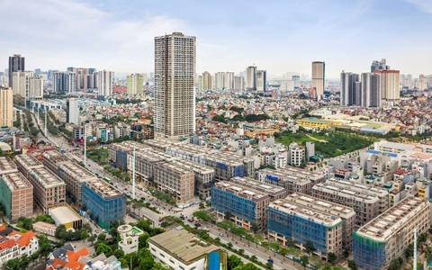 Giá bất động sản Thủ đô Hà Nội tiếp tục tăng