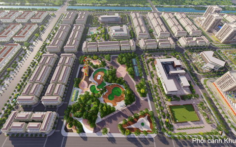 The New City Châu Đốc - điểm hẹn tương lai