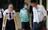 Cảm động hình ảnh người cha đưa con gái đi thi tại TP HCM