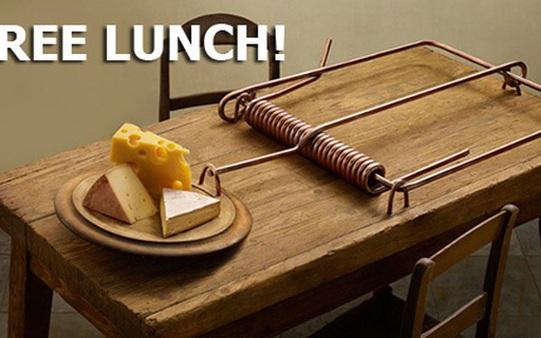 Không có bữa trưa nào miễn phí