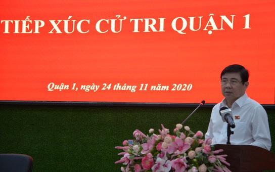 Thanh tra Chính phủ sẽ đối thoại với người dân Thủ Thiêm vào ngày 27-11