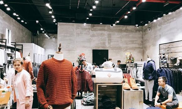Thời trang nam Routine khai trương thêm cửa hàng mới