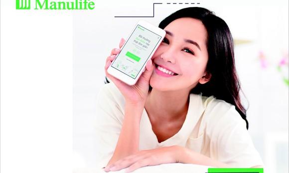 Manulife Việt Nam: Nộp yêu cầu bồi thường bảo hiểm trong vòng 1 phút