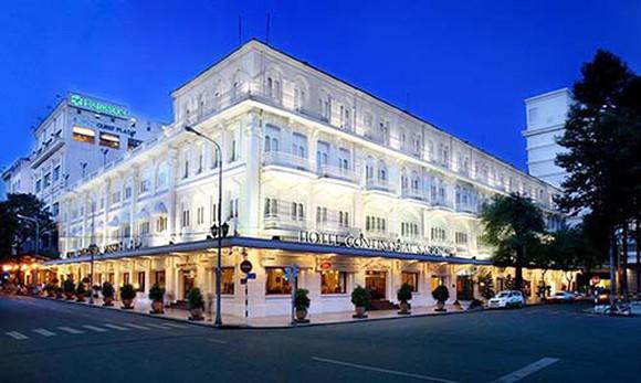 Khách sạn Continental - Tự hào dấu ấn 138 năm