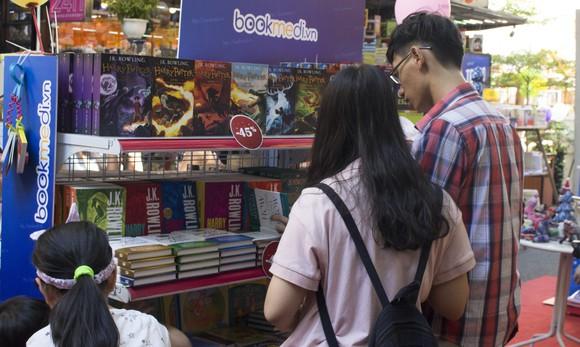 Thêm sàn giao dịch bán sách trực tuyến