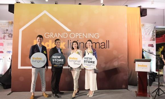 Index Living Mall chính thức trở lại với diện mạo mới