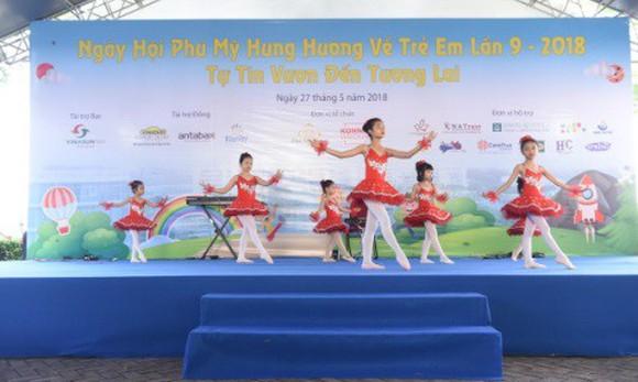 """Khởi động cuộc thi """"Tài năng trẻ Phú Mỹ Hưng"""" Lần 4 – 2019"""