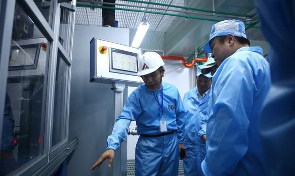 VNPT khánh thành nhà máy sản xuất sợi quang đầu tiên của khu vực Đông Nam Á