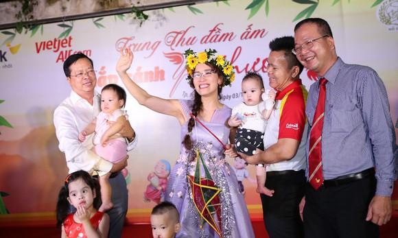 Những ngày vui Trung thu cùng HDBank của trẻ em khuyết tật