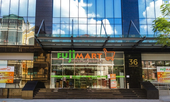 Có siêu thị Fujimart thứ 2 ở Hà Nội trong tháng 8