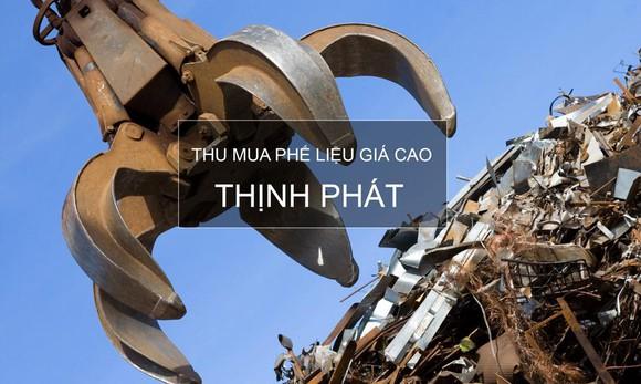 Thịnh Phát - Công ty thu mua phế liệu sắt vụn giá cao