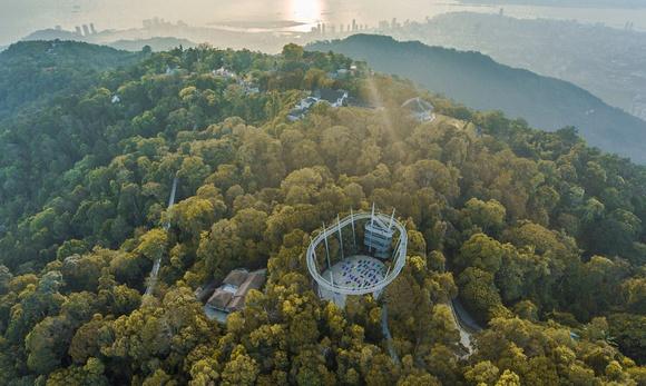 Khu bảo tồn có rừng nhiệt đới triệu năm tuổi ở Malaysia