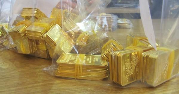 Giảm mạnh liên tiếp, giá vàng SJC về sát mốc 36,6 triệu đồng/lượng