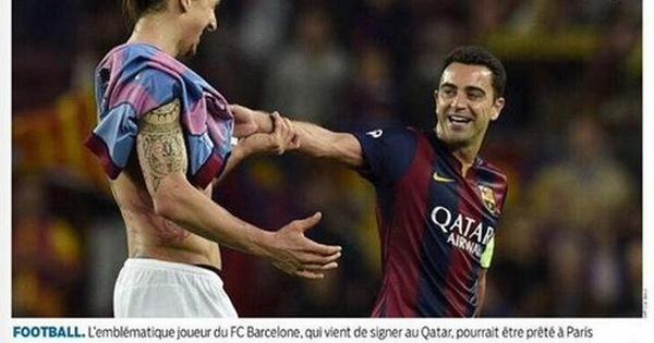 Xavi gia nhập PSG: Cú sốc với người hâm mộ Catalan