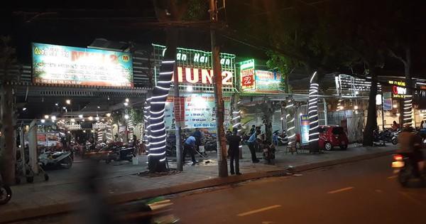 TP HCM: Nhân viên giữ xe đâm thực khách trọng thương