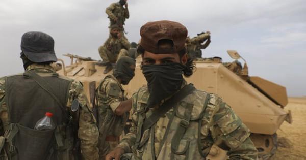 Tổng thống Thổ Nhĩ Kỳ dọa nghiền nát binh sĩ người Kurd ở Syria