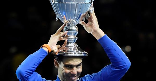 Nadal đang bước vào ngôi nhà huyền thoại