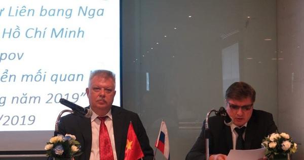 Không thể so sánh quan hệ kinh tế Việt-Nga với Việt-Mỹ!