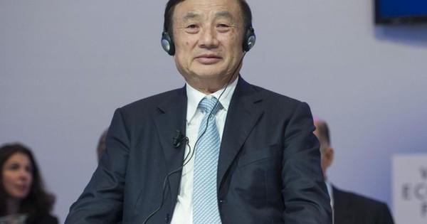 Người sáng lập Huawei: Mỹ không thể đè bẹp chúng tôi