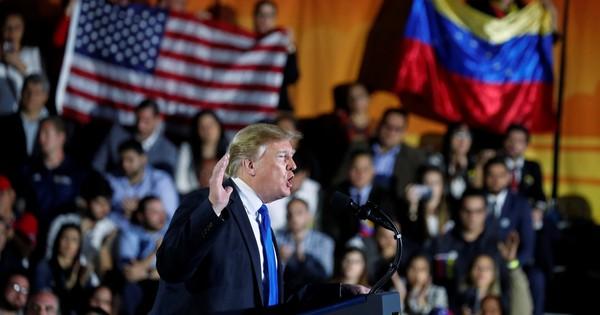 Ông Trump ra tối hậu thư cho quân đội Venezuela