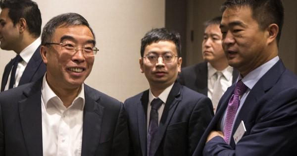 Huawei khẳng định không mở cửa hậu cho chính phủ Trung Quốc