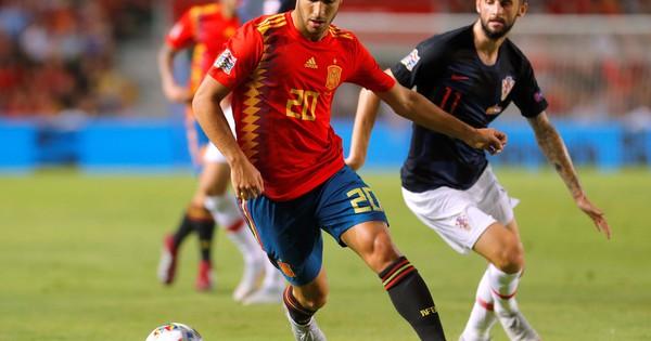 Tuyển Tây Ban Nha thiếu chân sút giỏi