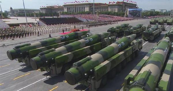 Trung Quốc sẽ không bao giờ tham gia Thỏa thuận kiểm soát vũ khí với Mỹ và Nga