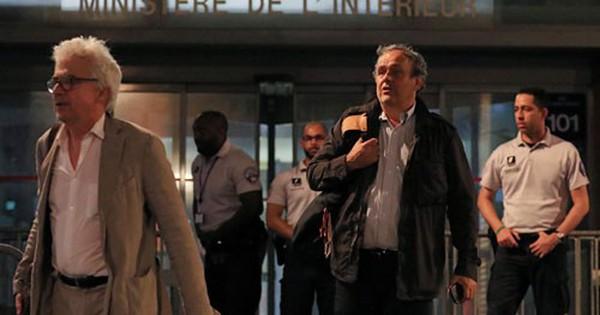Platini, Blatter và nghi vấn phiếu bầu World Cup 2022: Michel Platini, nghi phạm hay nhân chứng?