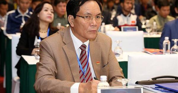 VFF nói gì về việc ông Cấn Văn Nghĩa đột ngột từ chức Phó chủ tịch?