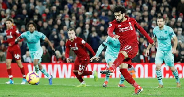 Trận thư hùng Liverpool - Arsenal