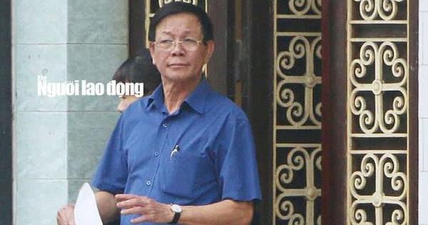 Đang thụ án 9 năm tù, cựu Trung tướng Phan Văn Vĩnh lại bị khởi tố