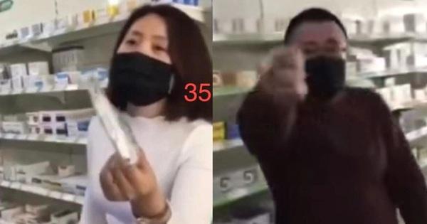 Trung Quốc: Tố nhà thuốc tăng giá khẩu trang, khách hàng bị đấm vào mặt