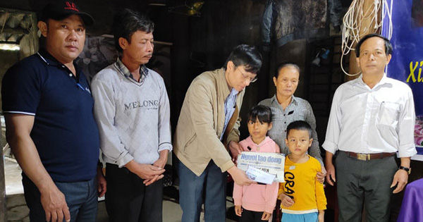 Sẻ chia với vùng lũ Quảng Bình