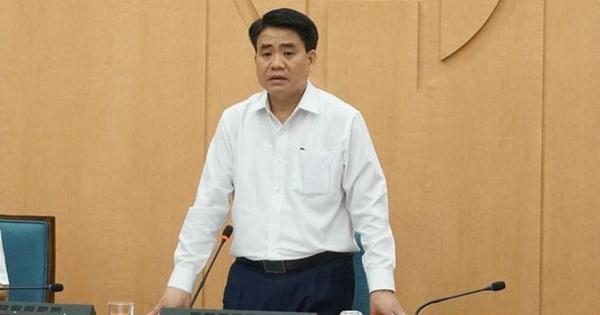 Ông Nguyễn Đức Chung đưa 10.000 USD cho cán bộ C03 để làm gì?