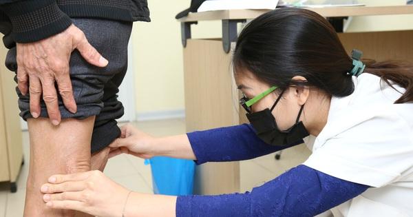 Bác sĩ điểm danh những nghề dễ mắc bệnh suy giãn tĩnh mạch chi