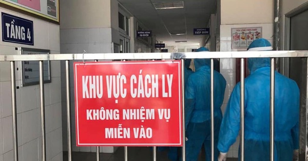 Hà Nội: Cán bộ ngoại giao Libya dương tính với SARS-CoV-2 khi cách ly tại nhà