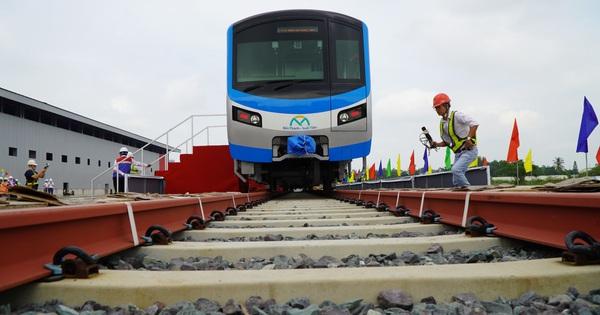 Nhiều gói thầu thuộc tuyến Metro số 1 trễ tiến độ 4-8 tháng vì dịch Covid-19