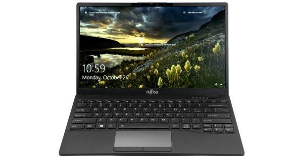 Laptop siêu mỏng Fujitsu UH-X cho người hay di chuyển