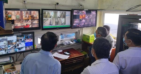 TP HCM: Sở Y tế, Sở Du lịch đến khách sạn xem camera giám sát cách ly phi hành đoàn