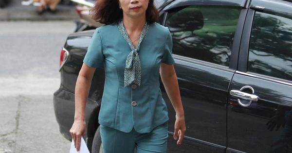 Cựu phó giám đốc Sở GD-ĐT Hà Giang Triệu Thị Chính được giảm án
